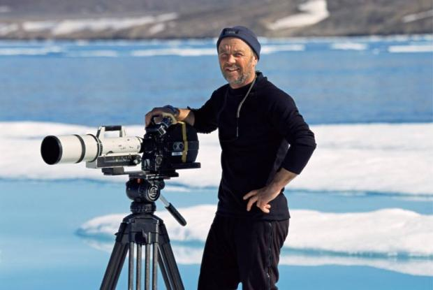 Multi-award winning BBC wildlife cameraman headlines one-off speaking tour