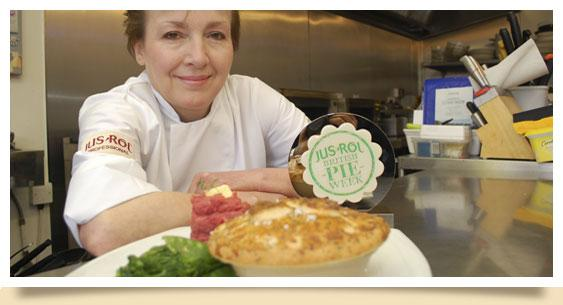 Celebrate British Pie Week with this easy recipe