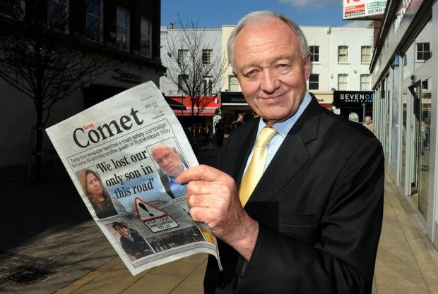 Ken Livingstone is among those backing our campaign