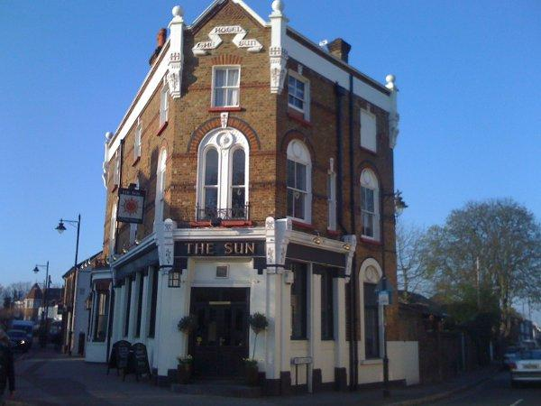 PUBSPY: The Sun, Carshalton