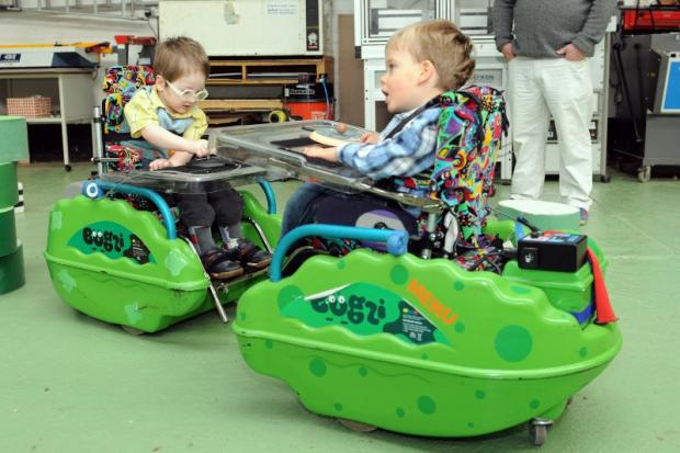Disability charity nominated for design award by MP