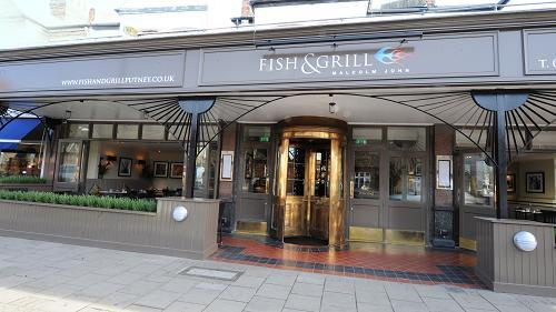 Review: Fish & Grill, Putney