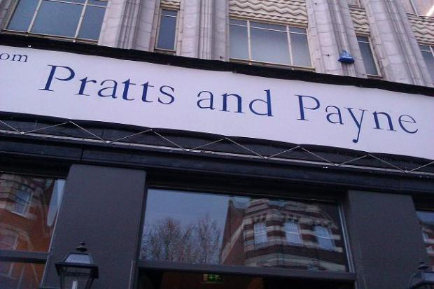 PUBSPY: Pratts and Payne, Streatham