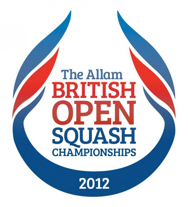 The British Open Squash Championships visit London's O2 Arena later this month