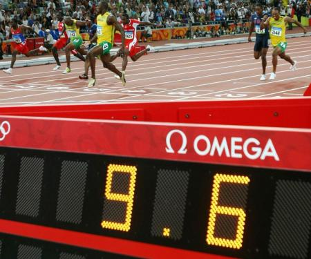 Bolt of lightning: how many World Records will be broken at London 2012?