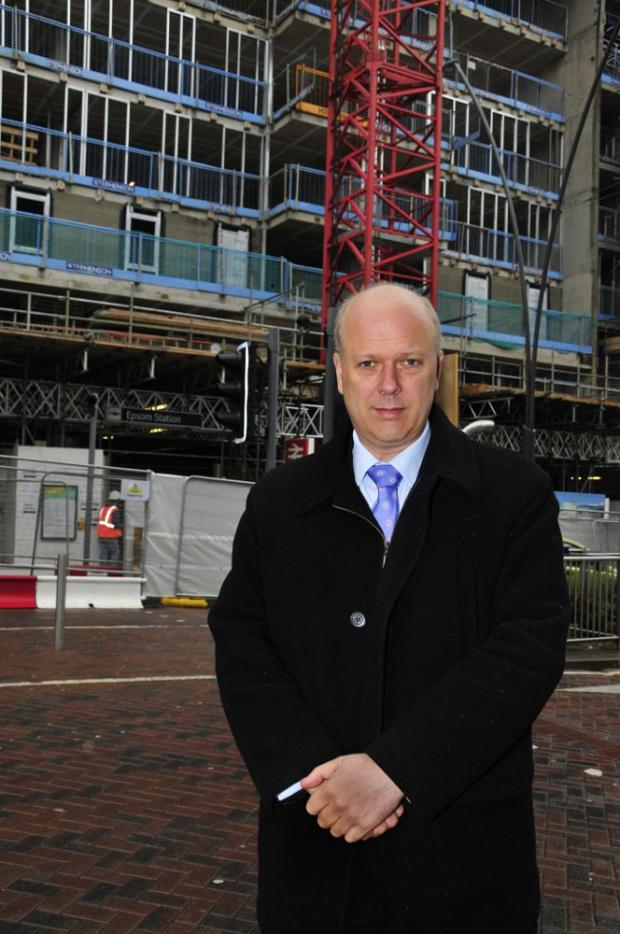 MP Chris Grayling is backing the campaign