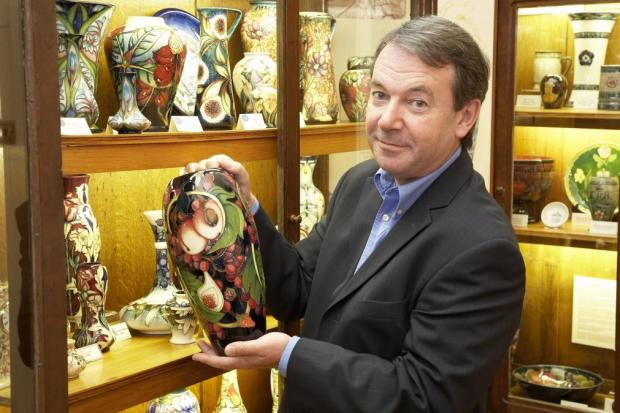 Antiques expert Eric Knowles will be at Epsom Playhouse
