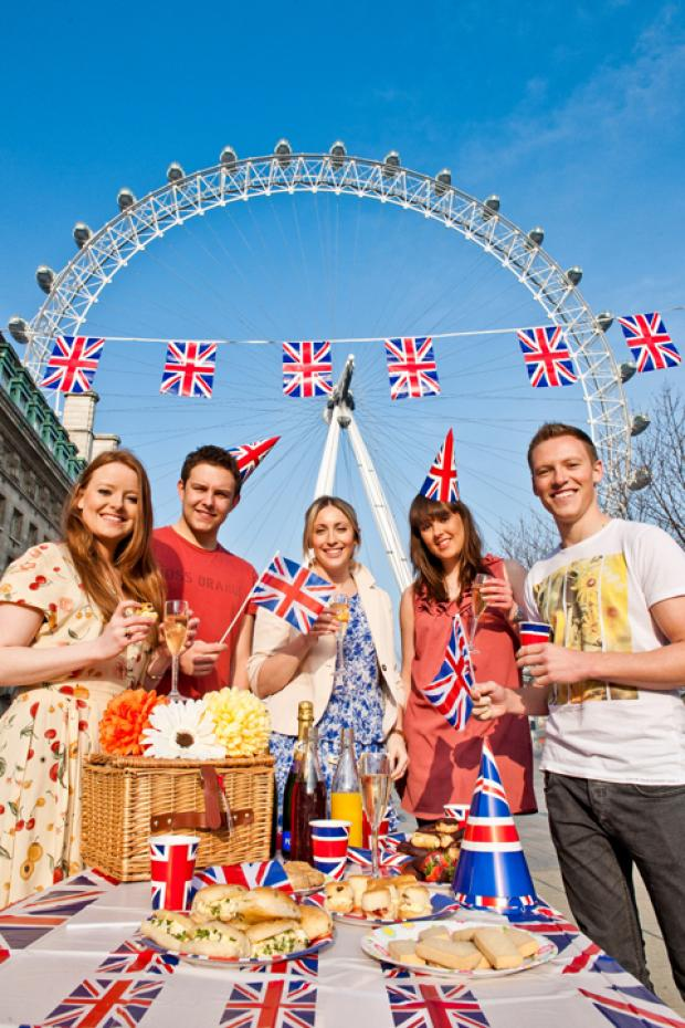 Diamond jubilee parties will be held across the UK