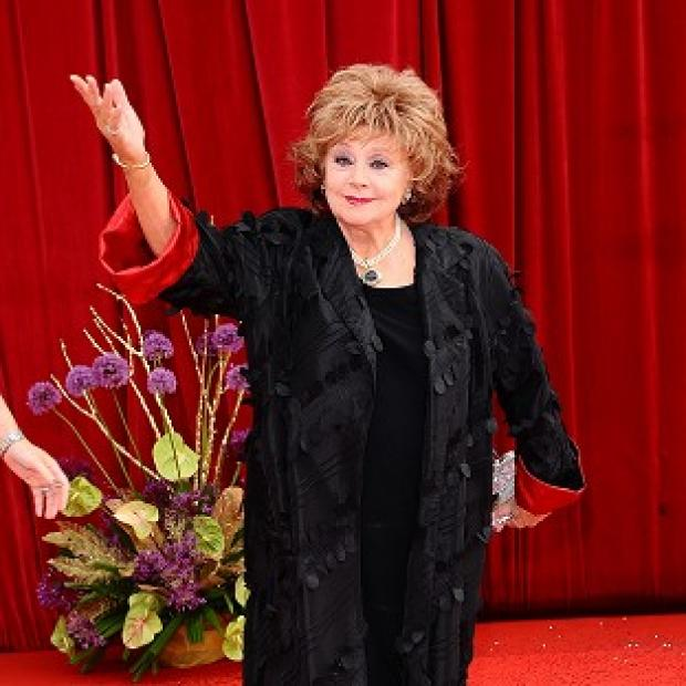 Coronation Street star Barbara Knox has revealed her street is paved with pearls and diamonds after years of collecting jewellery to wear on the show