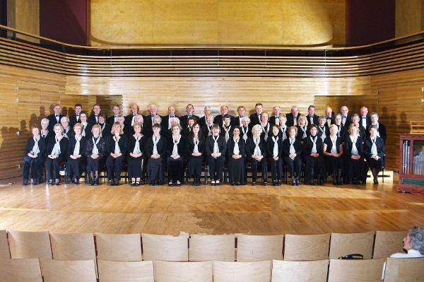St Cecilia choir was established in 1922