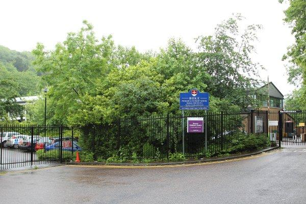 Roke Primary School in Kenley