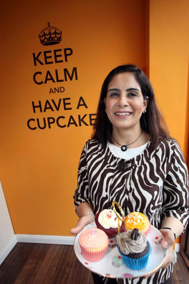 Former New York banker opens Tooting cake shop