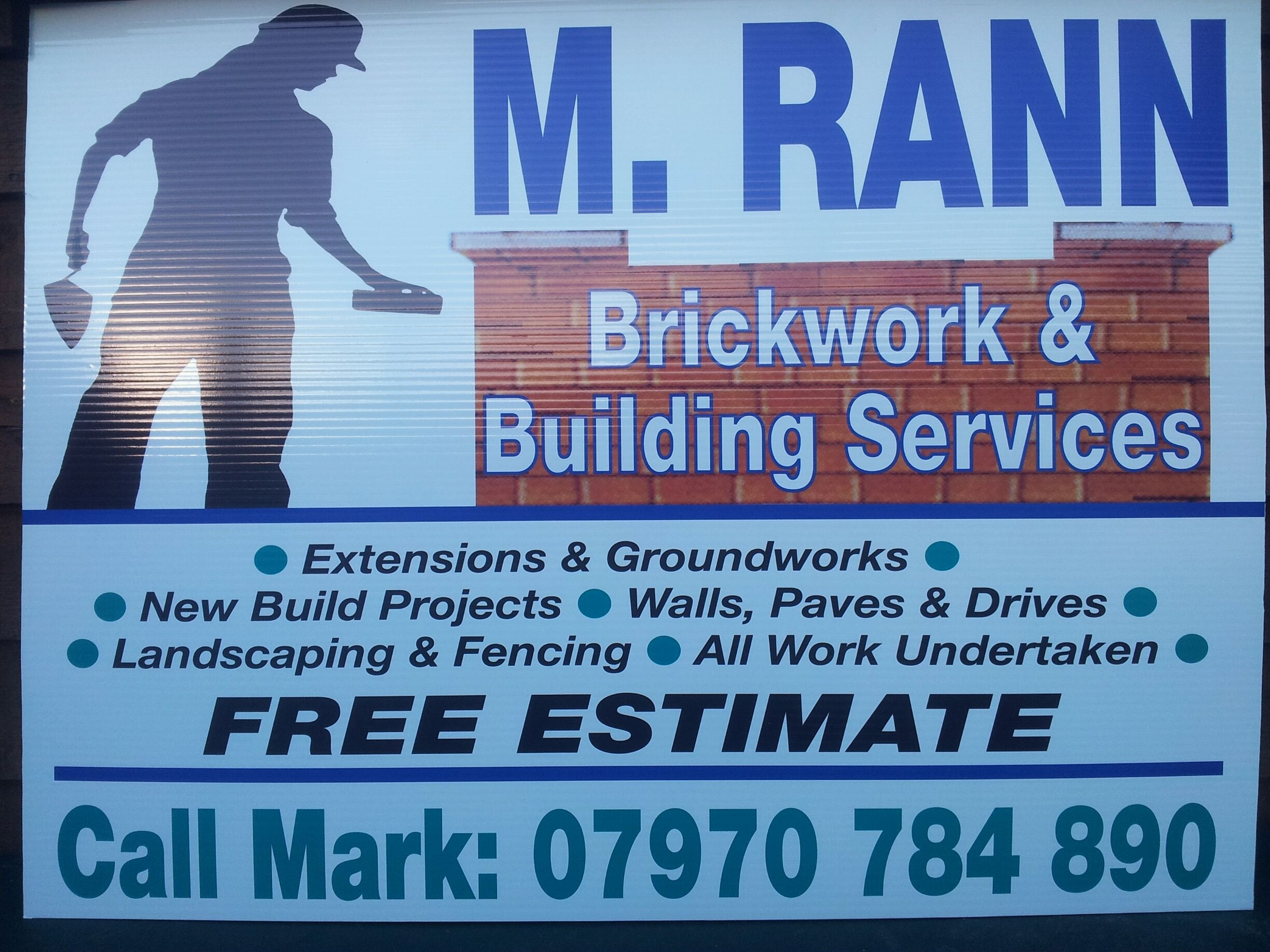 M.RANN BRICKWORK