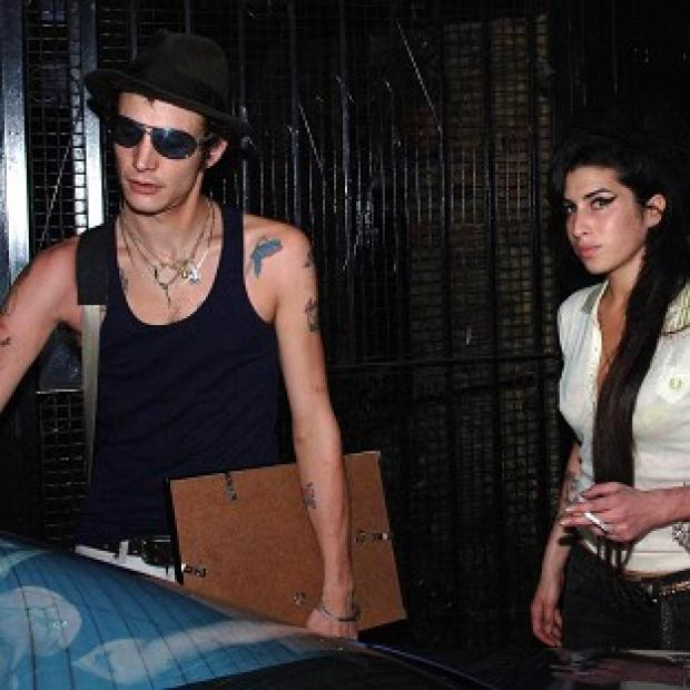 The late Amy Winehouse's husband Blake Fielder Civil is said to be fighting for his life