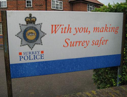 Choose your new Surrey Police and Crime Commissioner