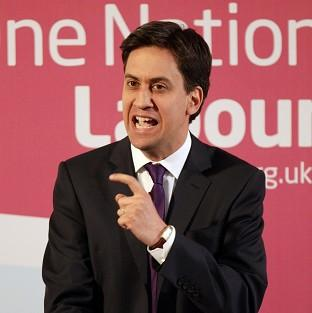 Ed Miliband is set to condmen the 'bedroom tax'