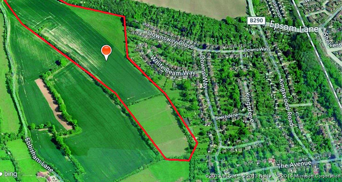 Kings Land Global has sold plots of greenbelt land off Downsway Close in Epsom Downs