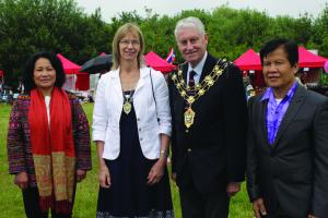 Epsom's mayor hopes to create interfaith forum to help counteract extremists