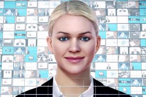 Epsom Guardian: Dead-eyed robotic avatar could be your new favourite council employee as AI given human staff's work