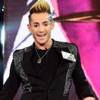Epsom Guardian: Twitter loves Frankie Grande as he sashays into the Celebrity Big Brother house covered in glitter