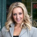Epsom Guardian: Corrie's Catherine Tyldesley relishes soap 'scrap' with Kym Marsh
