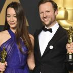 Epsom Guardian: White Helmets producer describes only British Oscar win as 'bitter-sweet'