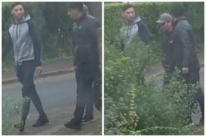 Surrey Police has now released CCTV images of three men it wishes to speak to in connection with the burglary
