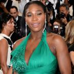 Epsom Guardian: Pregnant Serena Williams poses nearly nude on Vanity Fair cover