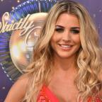 Epsom Guardian: Gemma Atkinson 'nearly cried' over her Strictly Come Dancing training session (Matt Crossick/PA)