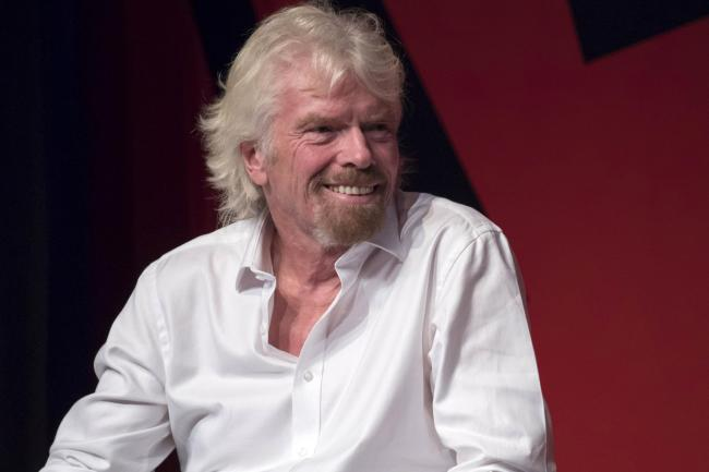 Richard Branson started Virgin Care in 2010. Photo: PA