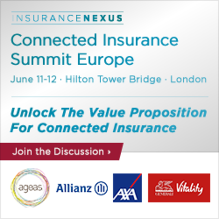 Connected Insurance Europe Summit 2018, London