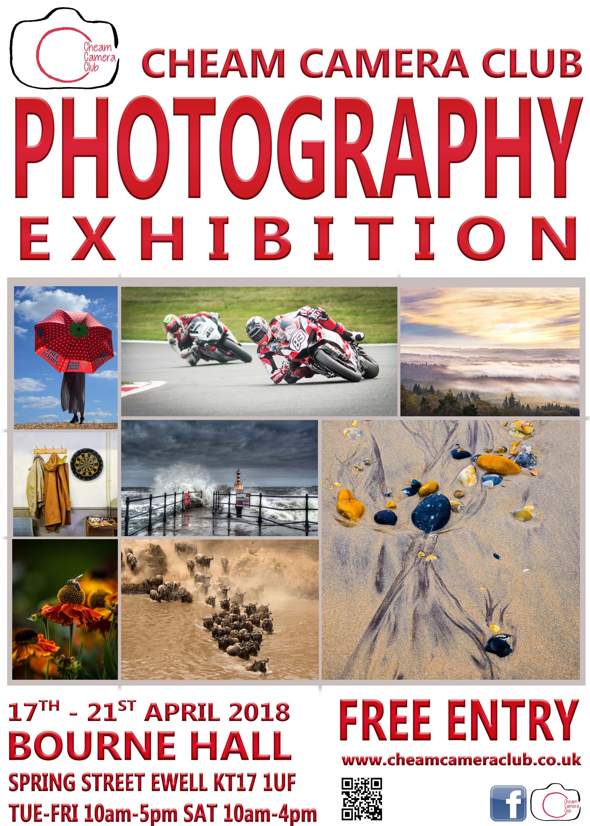 Cheam Camera Club - Annual Photography Exhibition