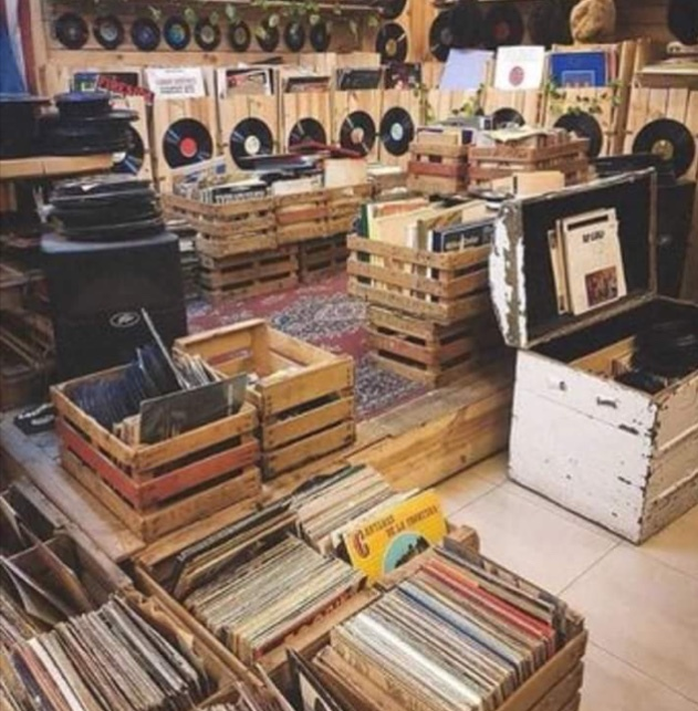 Vintage and vinyl traders coming to Epsom