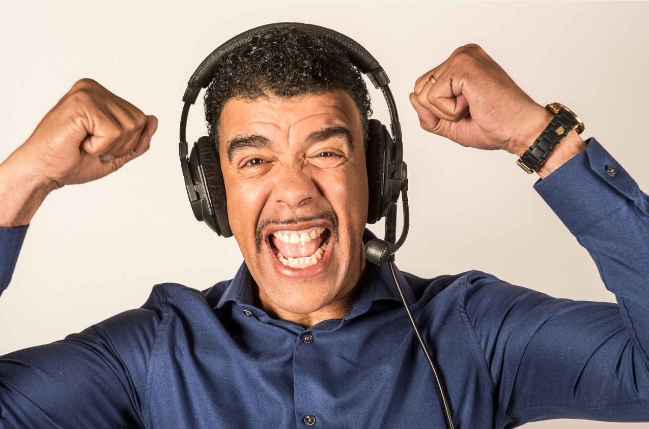Chris Kamara will host the grand final in June