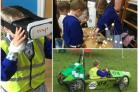 Pupils enjoyed a week of activities, workshops and lessons in a variety of STEM subjects.